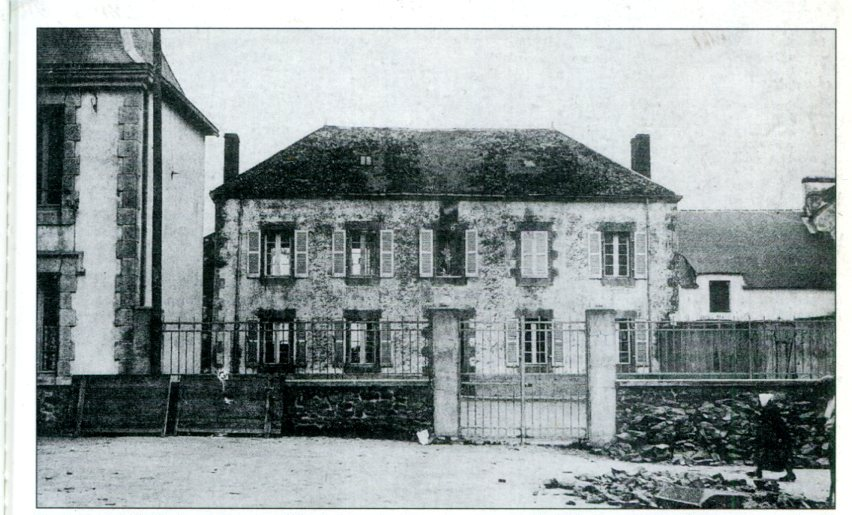 1910 Ecole ancienne