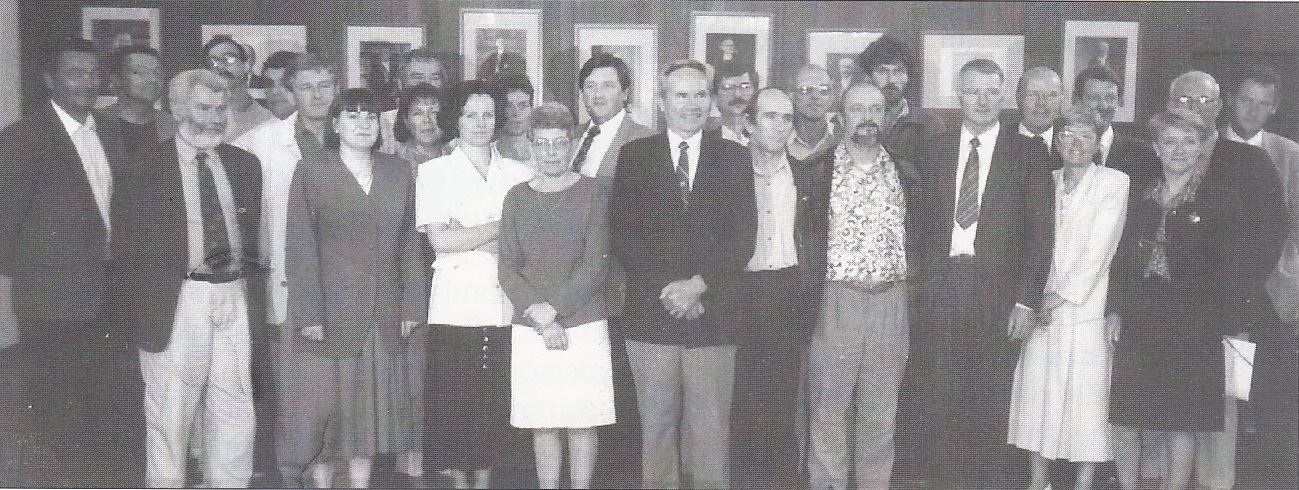 Carteau 1995 réélection